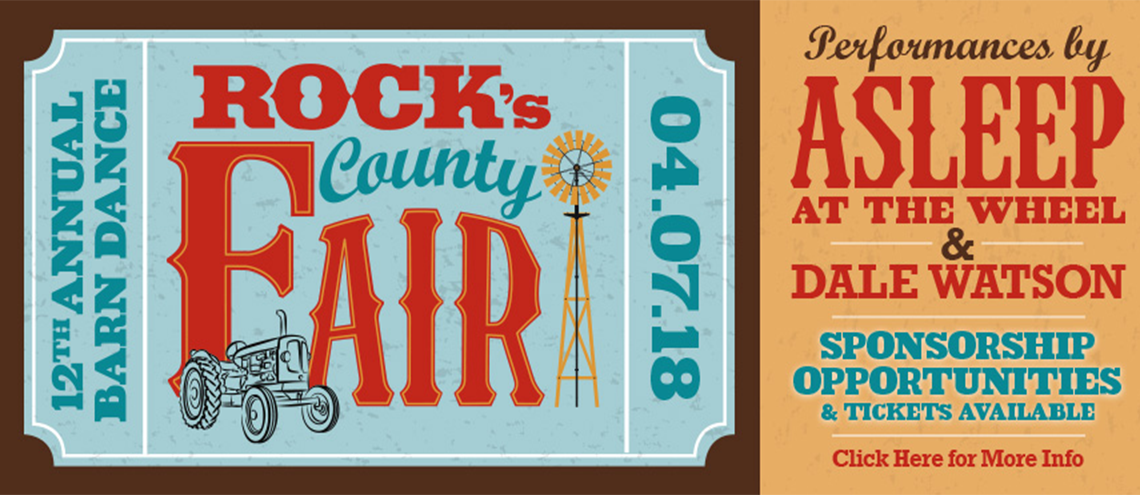 12th Annual Barn Dance - ROCK's County Fair