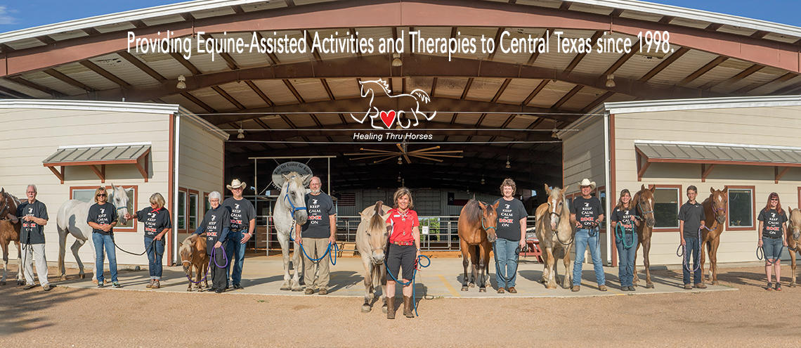 ROCK - Providing Equine-Assisted Activities and Therapies to Central Texas since 1998.
