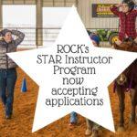 2017-2018 STAR Instructor Program